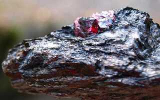 Крупнейшие бассейны и месторождения полезных ископаемых США