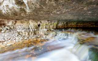 Геологическая деятельность подземных вод
