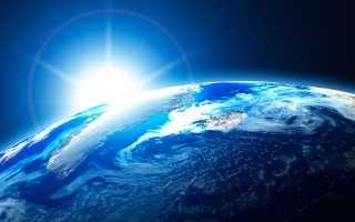 Периоды геологической истории земли в хронологическом порядке