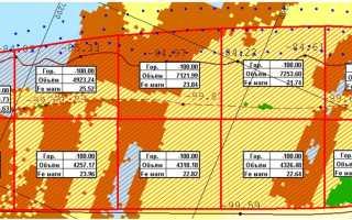 Компьютерная технология информационного обеспечения оперативного планирования добычи руд в карьере