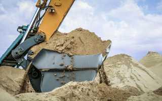 Что такое песок, способы его добычи и применение