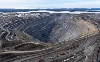 Добыча железной руды в России, крупнейшие месторождения и способы добычи