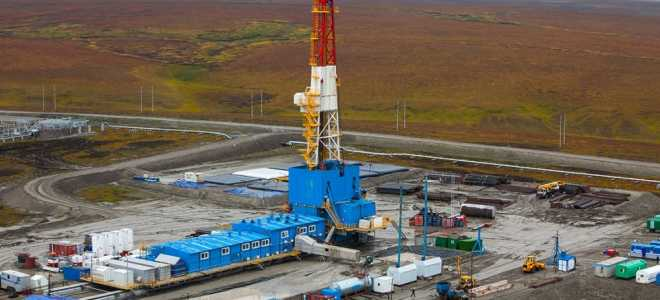 Месторождение Требса и Титова – перспективный проект  по газодобычи ЛУКОЙЛ и Башнефть Плюс