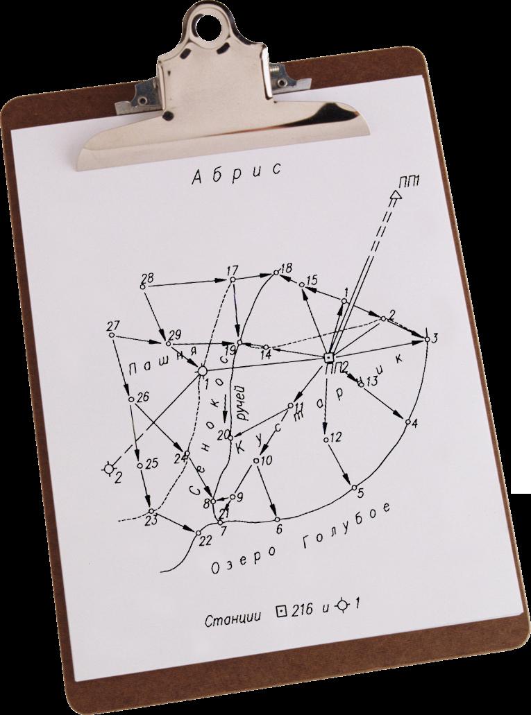 Понятие о тахеометрической съемке и современные приборы для ее проведения