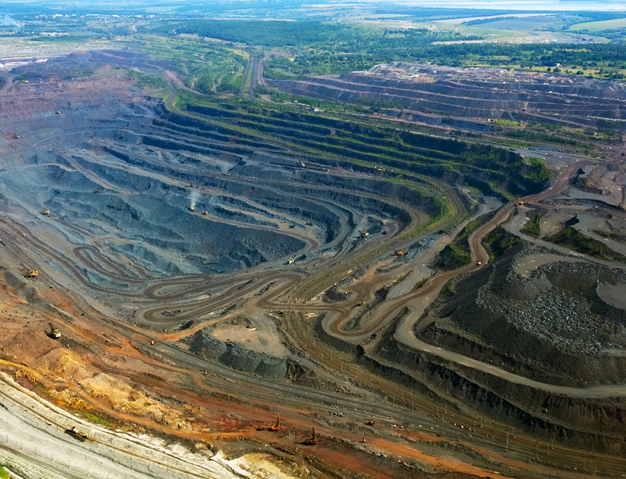 Полезные ископаемые и геологическое строение Восточно-Европейской равнины