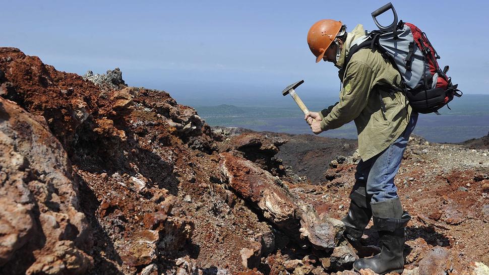 Геология: путешествие к науке земли