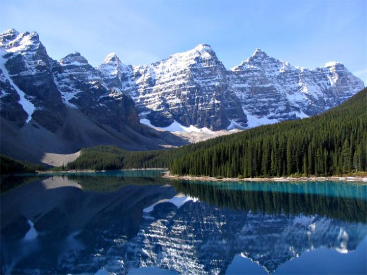 Самая протяженная горная система в мире