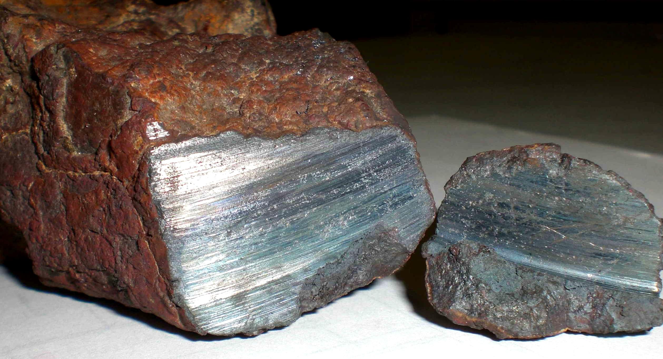 Что делают из железной руды?