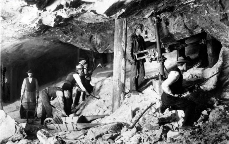Способы добычи и производство соли в России, главные месторождения