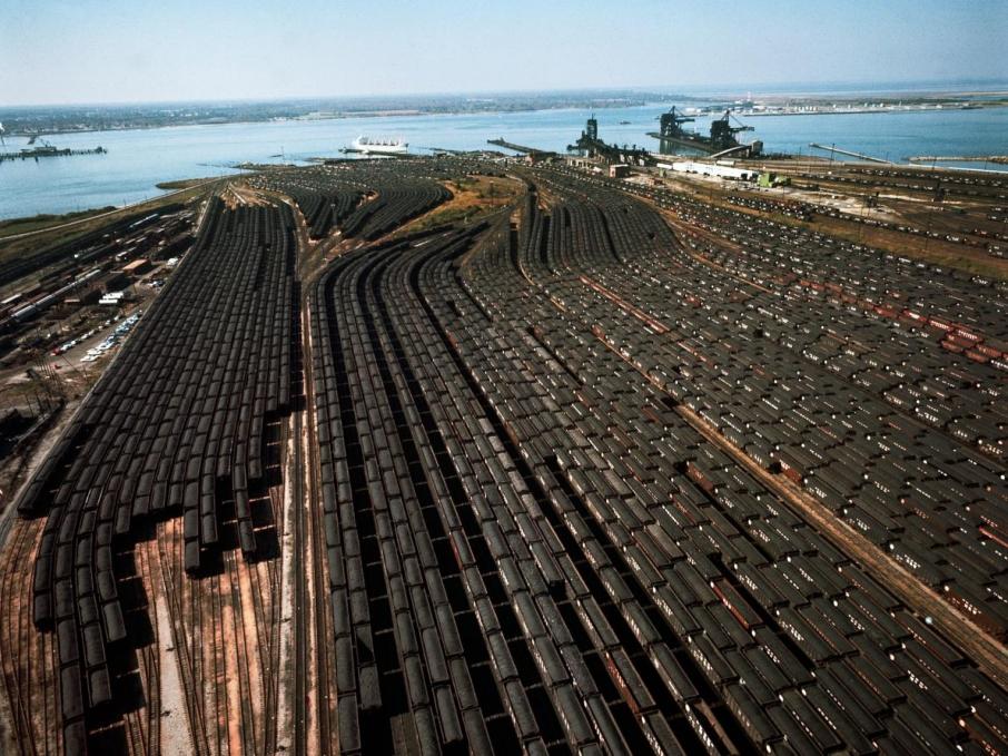 Добыча угля в мире по странам, какое место занимает Россия?