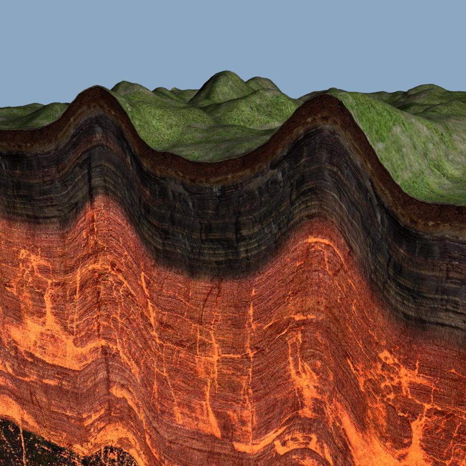 Основы построения геологического разреза