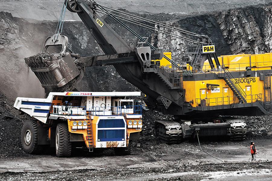 Особенности рельефа и полезные ископаемые Австралии