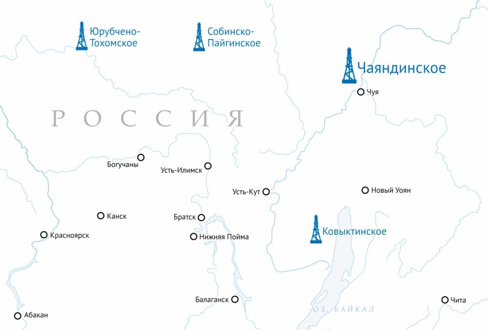 Чаяндинское месторождение – уникальность и сила сибирских земель
