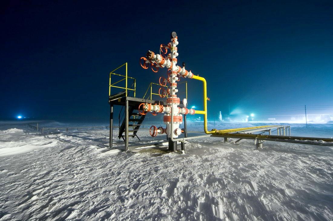 Ванкорское месторождение – самая качественная нефть на планете