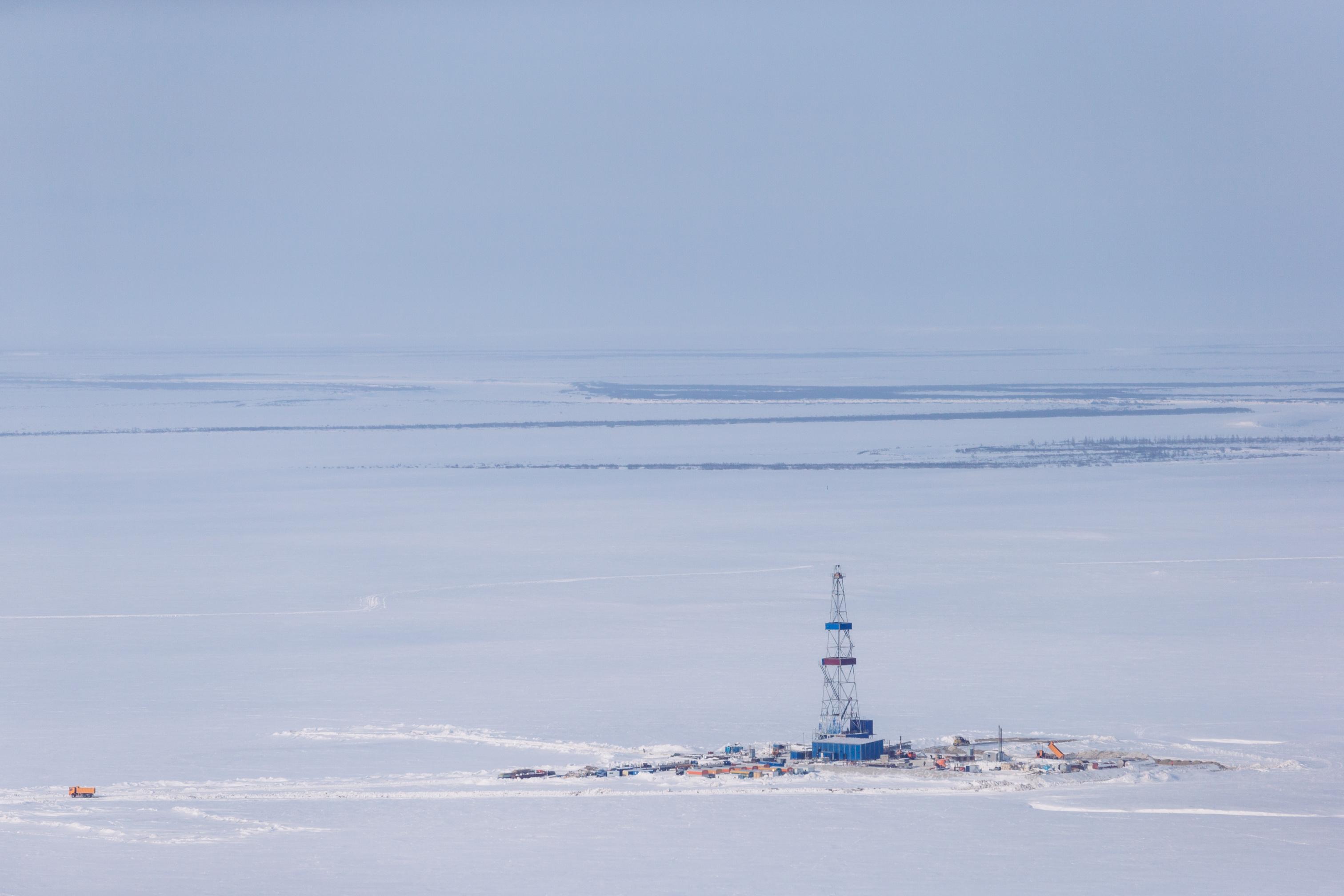 Восточно Мессояхское месторождение – сокровищница полярного круга