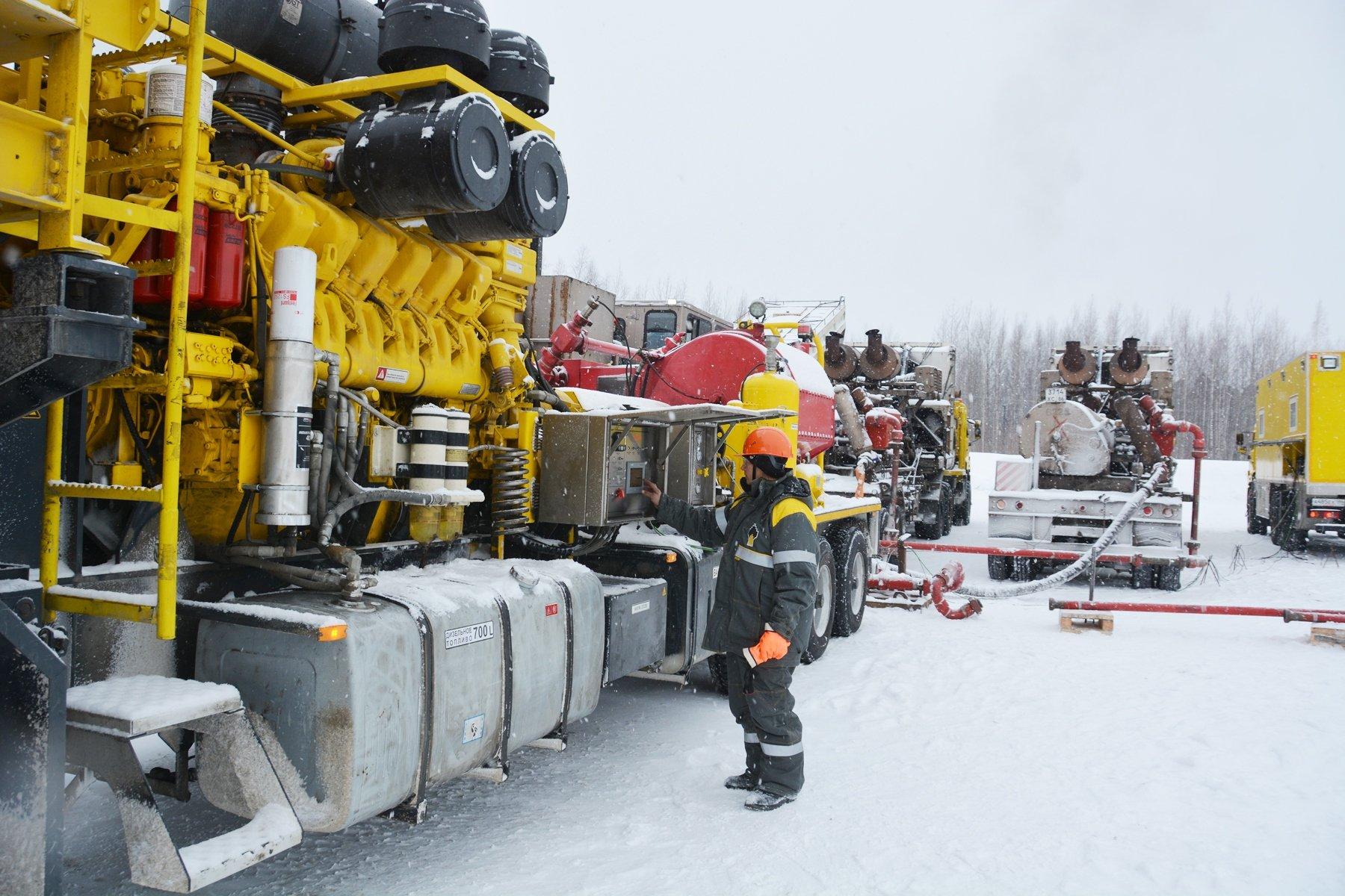 Самотлорское месторождение – 50 лет стабильной добычи нефти
