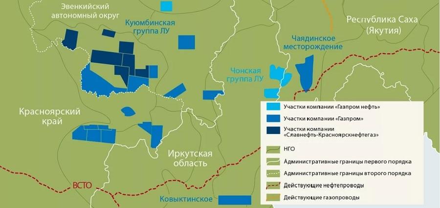 Куюмбинское месторождение: география, геология и процесс освоения