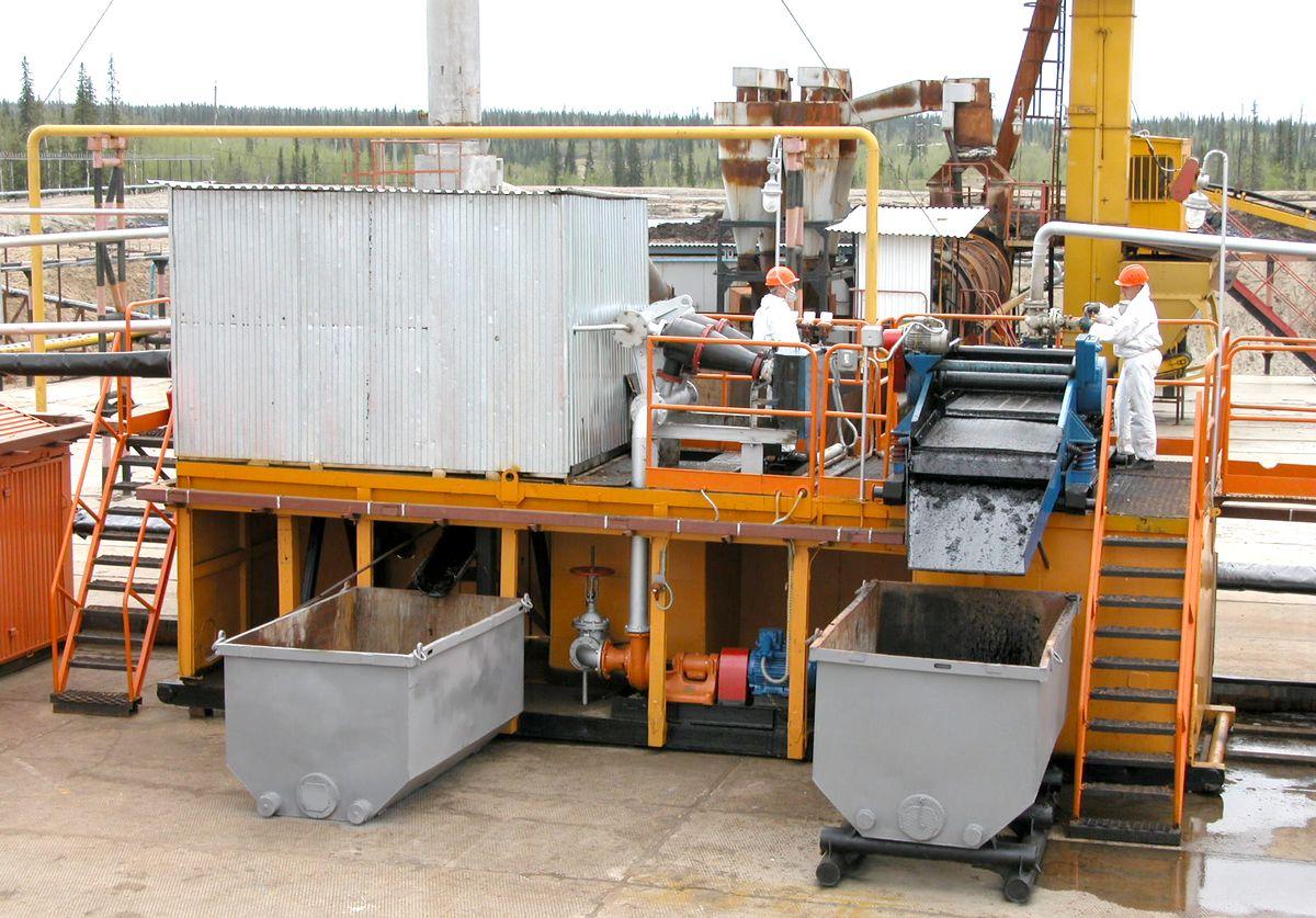 Обогащение полезных ископаемых в горнодобывающей промышленности