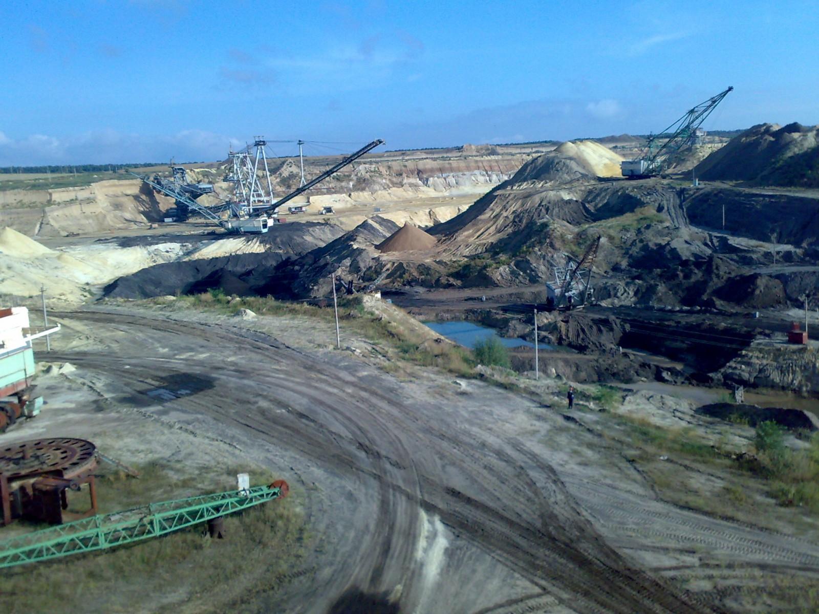 Полезные ископаемые Донбасса