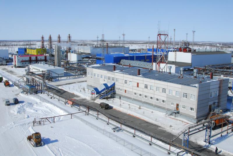 Пякяхинское месторождение - крупнейший нефтегазовый объект Ямало-Ненецкой автономии
